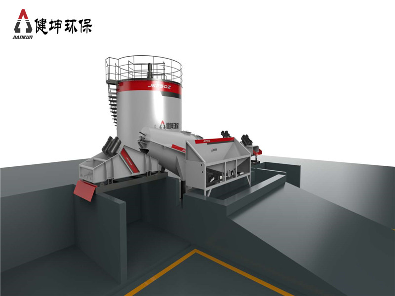 JKF-50污水处理零排放系统